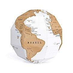 Luckies - Scratch globe