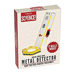 Debenhams - Build your own metal detector