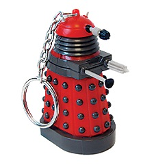 Doctor Who - Dalek Keychain Torch