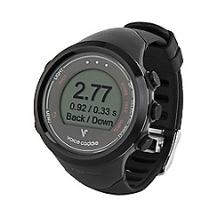 Debenhams - Voice caddie T1 GPS watch black