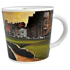 Golf Gifts - St Andrews swilcan bridge mug