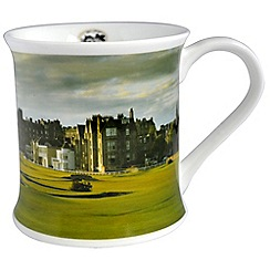 Golf Gifts - St Andrews old course mug