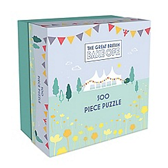 The Great British Bake Off - 500 piece gift puzzle