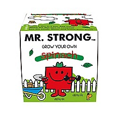 Gift Republic - Mr Strong Grow Your Own Spinach