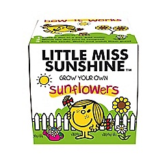 Gift Republic - Little Miss Sunshine Grow Your Own Sunflowers