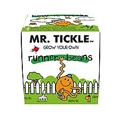 Gift Republic - Mr Tickle Grow Your Own Runner Beans
