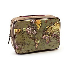 Gift Republic - World Wash Bag