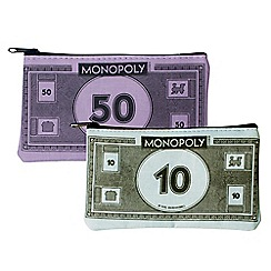 Gift Republic - Monopoly Coin Purse