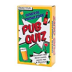 Talking Tables - Pub quiz game