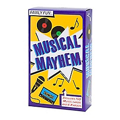 Talking Tables - Musical mayhem game