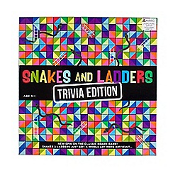 Talking Tables - Snakes and ladders trivia edition
