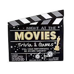 Talking Tables - Night at the movies trivia