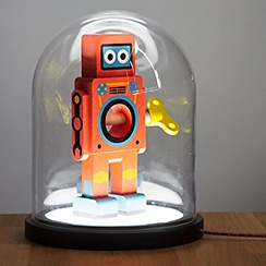 Suck UK - Bell jar lamp