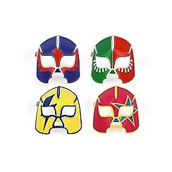 DOIY - Paper wrestler masks