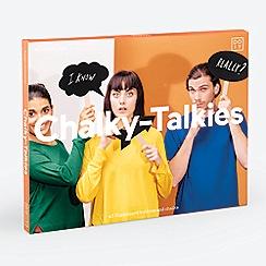 DOIY - Chalky talkies blackboard props