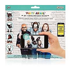 NPW - Fully animated animal masks