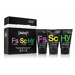 Scaramouche and Fandango - Men's Grooming triple skincare pack