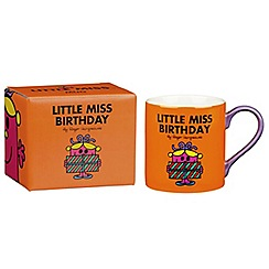 Little Miss - Birthday Mug