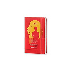 Moleskin - Limited edition game of thrones pocket ruled notebook