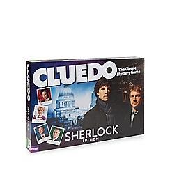 Monopoly - Monopoly Game: Sherlock Holmes Cluedo board game