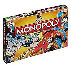 Monopoly - DC COMICS RETRO MONOPOLY
