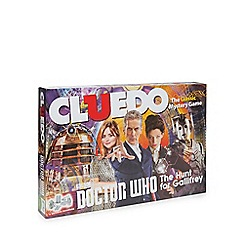 Monopoly - Cluedo Game: The Hunt for Gallifrey board game