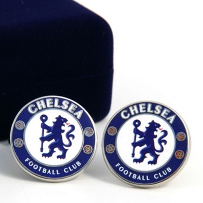 Chelsea FC Chelsea crest cufflinks
