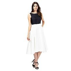 Betty Jackson.Black - Ivory prom dress