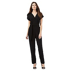 Betty Jackson.Black - Black V neck jumpsuit