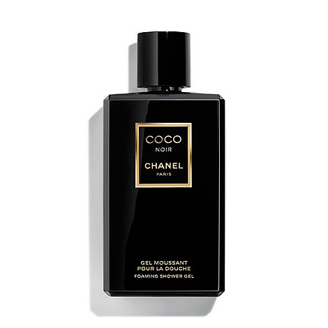 CHANEL - COCO NOIR Foaming Shower Gel