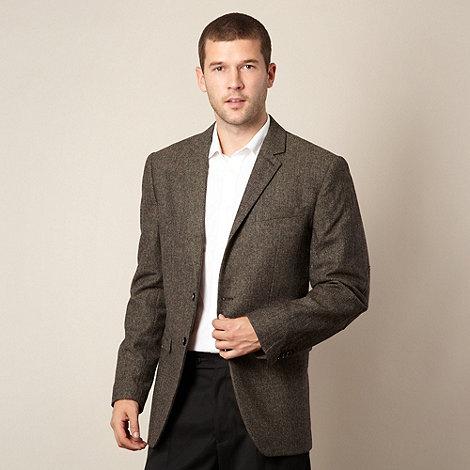 Jeff Banks - Designer pindot donegal blazer