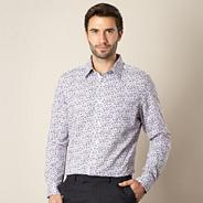 Big and tall designer floral shirt
