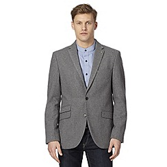 Jeff Banks - Designer grey wool blend blazer