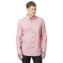 Jeff Banks - Designer red sun print shirt
