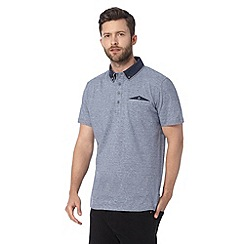 Jeff Banks - Designer blue polo shirt