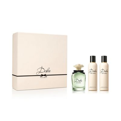 Dolce&Gabbana Dolce Eau de Parfum Gift Set 75ml{GB:: - Worth £88-IE::}