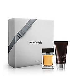 Dolce&Gabbana - 'The One For Men' duo gift set