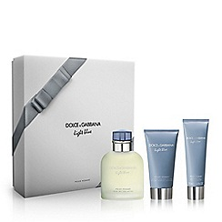 Dolce&Gabbana - 'Light Blue Pour Homme' fragrance set