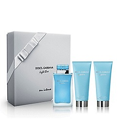 Dolce&Gabbana - 'Light Blue Eau Intense' eau de parfum trio gift set