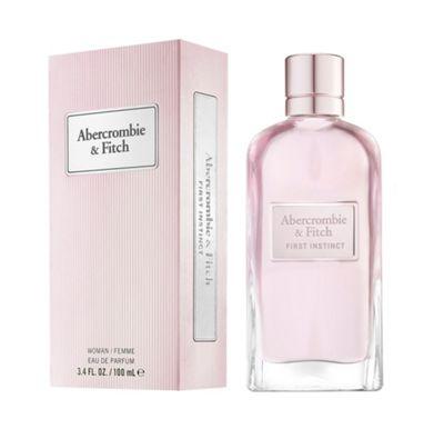abercrombie fitch 39 first instinct 39 eau de parfum debenhams. Black Bedroom Furniture Sets. Home Design Ideas