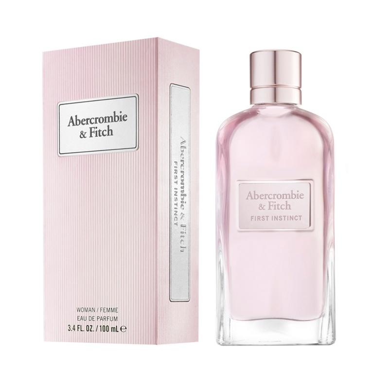 Abercrombie fitch 39 first instinct 39 eau de parfum octer for Abercrombie salon supplies