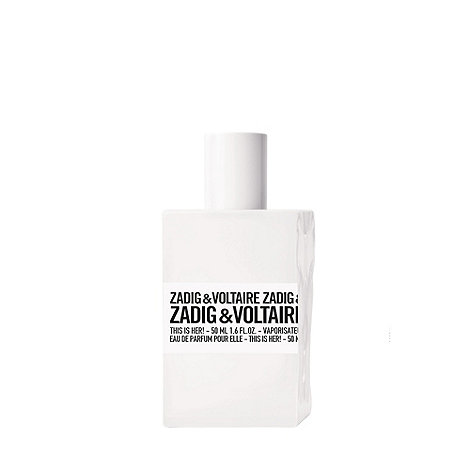 Zadig & Voltaire - +This is Her!+ eau de parfum