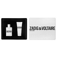 Zadig & Voltaire - 'This is Her!' eau de parfum 50ml gift set