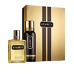 Aramis - Aramis 120ml aftershave gift set worth  £65