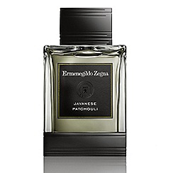 Zegna - 'Essenze Javanese Patchouli' eau de toilette 125ml