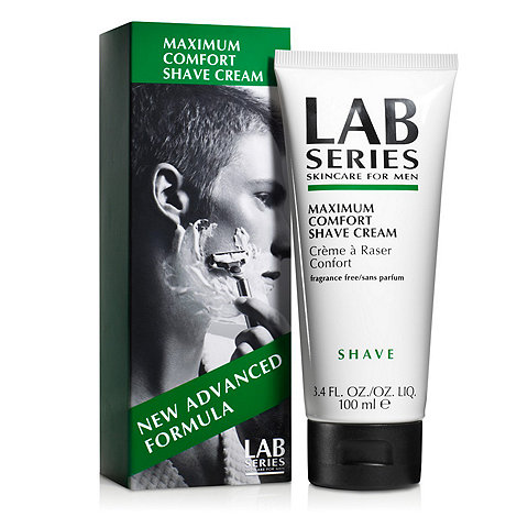 LAB Series - Maximum Comfort Shaving Cream 100ml