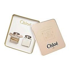 Chloé - Signature 50ml Eau de Parfum Christmas Gift Set worth  £83