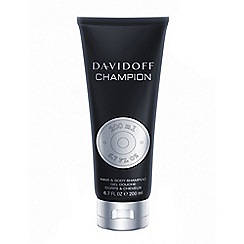 Davidoff - Champion cleanse gel 200ml