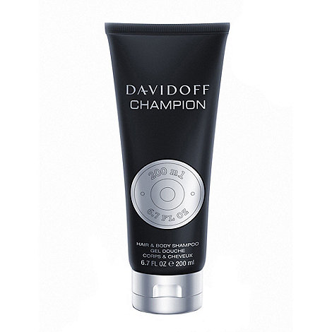 Davidoff - +Champion Energy+ cleanse gel