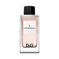 Dolce&Gabbana - L'Impératrice 3' eau de toilette
